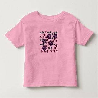 Paw Print childrens Shirt