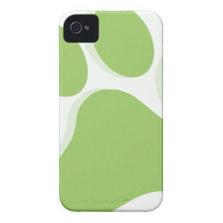 Paw print design iPhone 4 covers