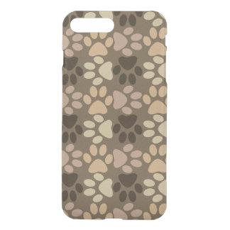 Paw Print Graphic Design iPhone 7 Plus Case