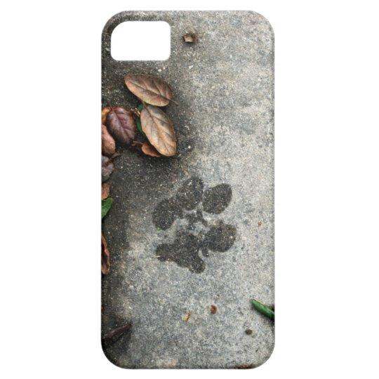 Paw Print iPhone SE/5/5s Case