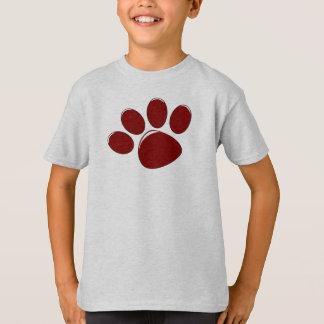 Paw Print - Kids T-Shirt