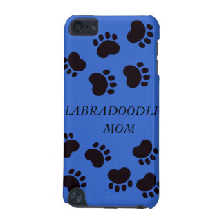 Paw Print Labradoodle Mom Ipod Touch Case