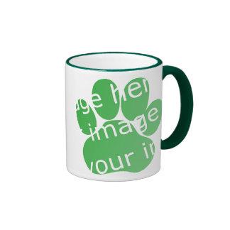 Paw Print Mug Design