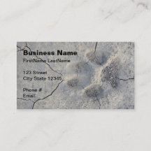 Dog Boarding Kennels Business Cards - Business Card Printing