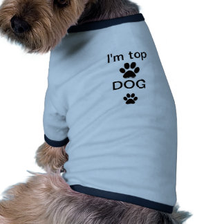 Paw print products dog t shirt