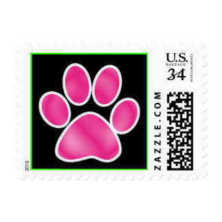 Paw Print - SRF Stamp