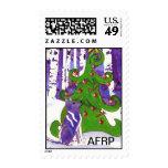 Paw Prints AFRP Postage