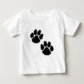 Paw Prints Baby T-Shirt