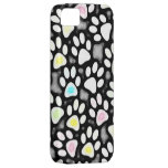 Paw Prints Collage iPhone 5 Covers