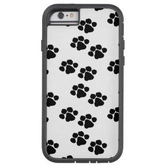 Pet Paw Prints iPhone Case