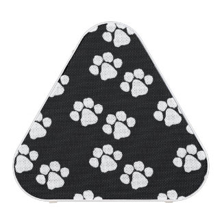 Paw Prints For Pet Owners Bluetooth Speaker