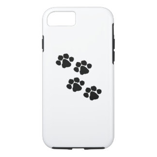 Paw Prints For Pet Owners iPhone 7 Case