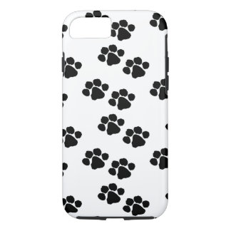 Paw Prints For Pet Owners iPhone 8/7 Case