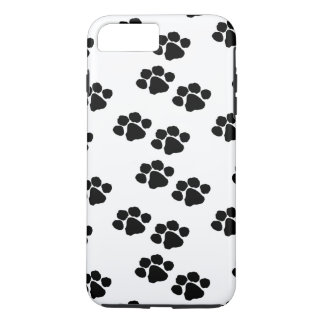 Paw Prints For Pet Owners iPhone 8 Plus/7 Plus Case