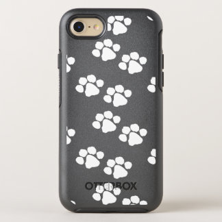 Paw Prints For Pet Owners OtterBox Symmetry iPhone 8/7 Case