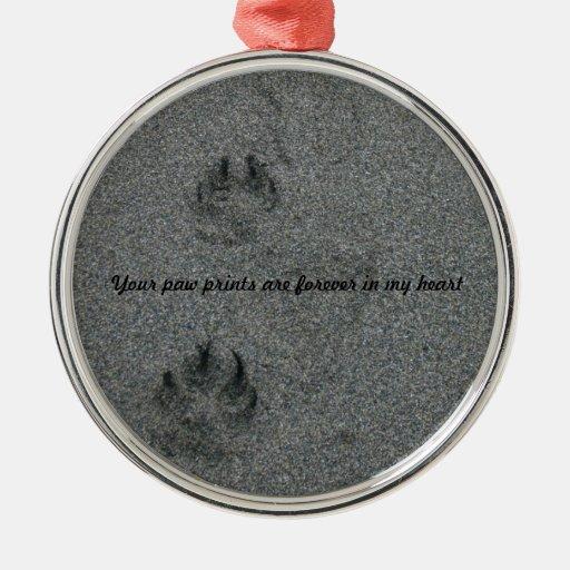 Pet Memorial Christmas Ornament