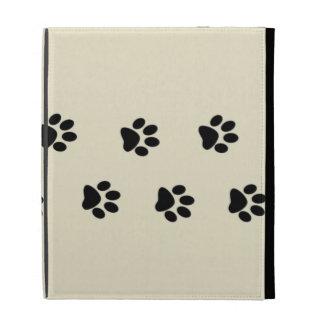 Paw Prints iPad Folio Cases