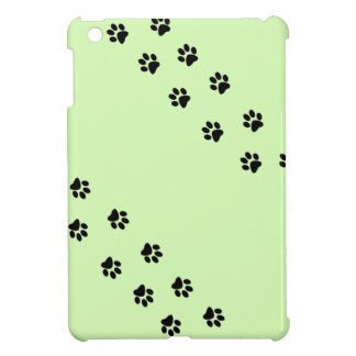 Paw Prints iPad Mini Cases