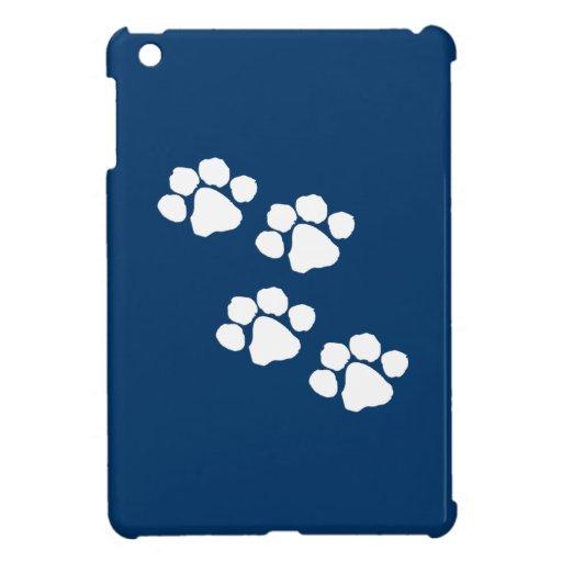 Paw Prints iPad Mini Covers