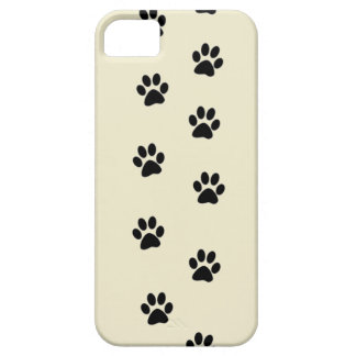 Paw Prints iPhone SE/5/5s Case
