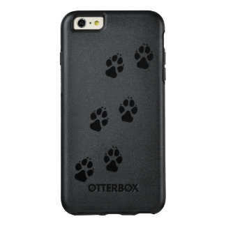 Paw prints of a dog OtterBox iPhone 6/6s plus case