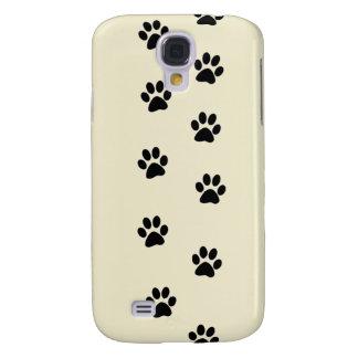 Paw Prints Samsung Galaxy S4 Case