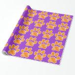 Paw Prints - SRF Gift Wrap Paper