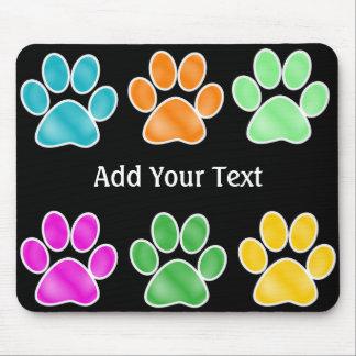 Paw Prints - SRF Mouse Pad