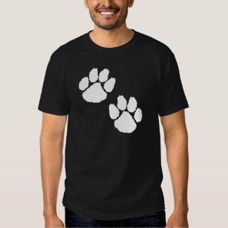 Paw Prints T Shirt