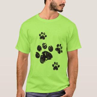 Paw Prints T-Shirt