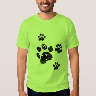 Paw Prints T-shirts