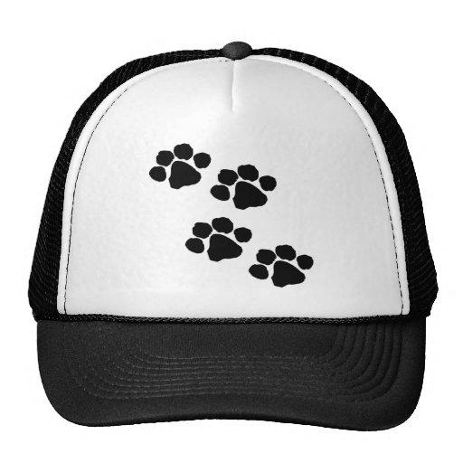 Paw Prints Trucker Hat