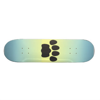 Paw Skate Board Deck