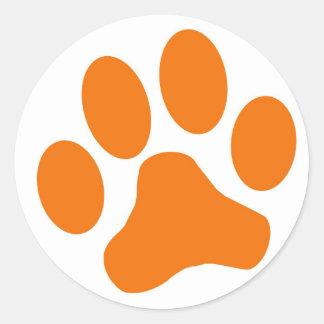 Paw Stickers