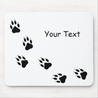 Paw Track Animal Care Mousepad