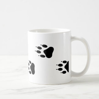 Paw Track Animal Care Mugs