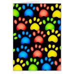 Paw Wallpaper Card