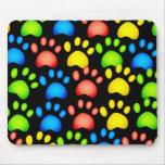 Paw Wallpaper Mousepad