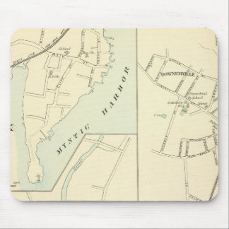 Pawcatuck, Noank, Lyme Mouse Pad