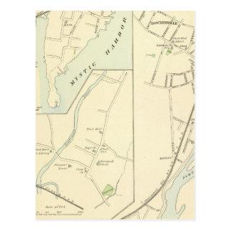 Pawcatuck, Noank, Lyme Tarjetas Postales