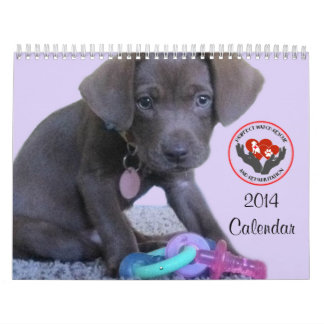 Pawfect Match 2014 Calendar
