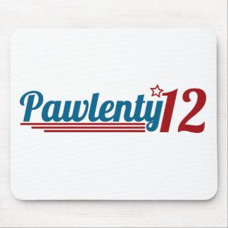 Pawlenty '12 alfombrillas de ratones