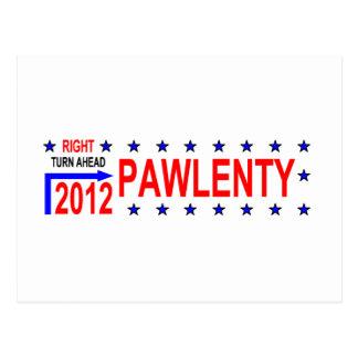 PAWLENTY_2011 POSTCARD