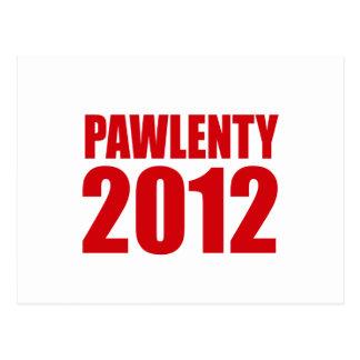 PAWLENTY 2012 POSTAL