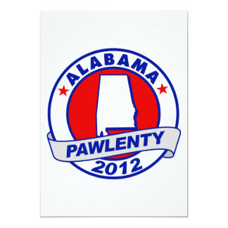 Pawlenty - alabama invite