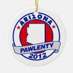 Pawlenty - Arizona Adornos De Navidad