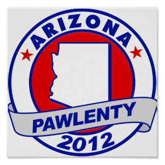 Pawlenty - Arizona Impresiones
