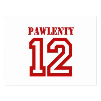 PAWLENTY EN '12 POSTAL