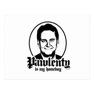 PAWLENTY ES MI HOMEBOY POSTAL