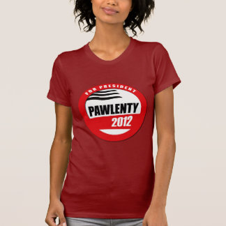 PAWLENTY FOR PRESIDENT BUTTON.png T Shirts